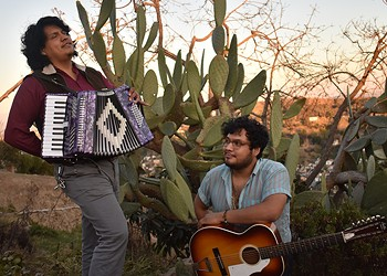 Tropa Magica take their hybrid psychedelic cumbia punk to new heights