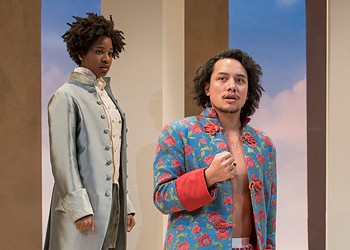 Writers's <i>Twelfth Night</i> doesn't quite achieve greatness, but it's still good fizzy fun
