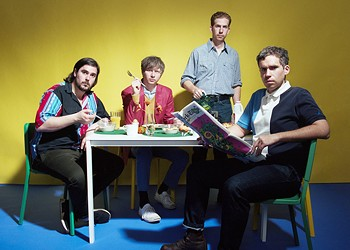 Parquet Courts enter their woke funk-punk phase, and it's great