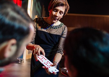 The Incredible Jan Rose and Alba transform magic into a women's game