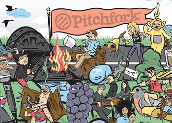 The <i>Reader</i>'s guide to the 2019 Pitchfork Music Festival