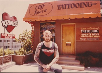 Chicago's gay grandaddy of tattooing