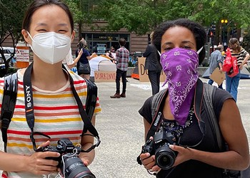 Documenting the front lines of social change