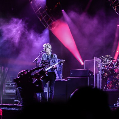 Grateful Dead at Soldier Field, Friday, July 3, 2015