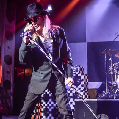 Cheap Trick at Metro, 4/1/2016