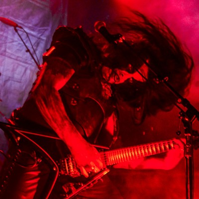 Abbath, High on Fire, Skeletonwitch, and Tribulation