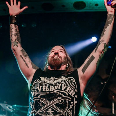 Hatebreed and DevilDriver at Metro, Saturday May 14