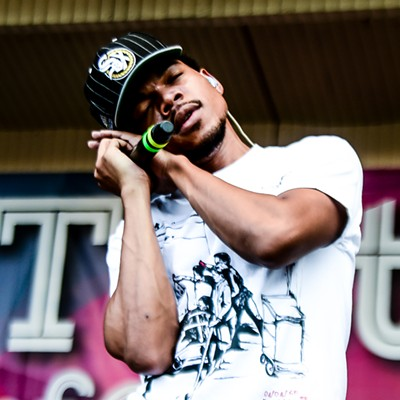 Chance the Rapper, Donnie Trumpet, and the Roots at Taste of Chicago