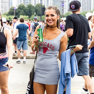 Fashion at Lollapalooza 2016