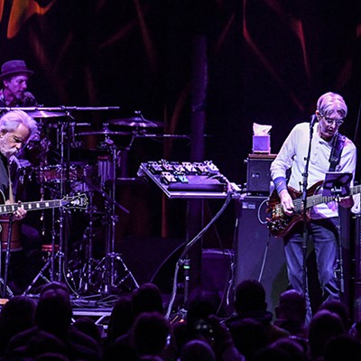 Grateful Dead at Chicago Theatre