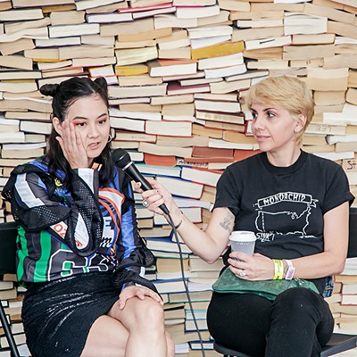 Book Fort at Pitchfork 2018