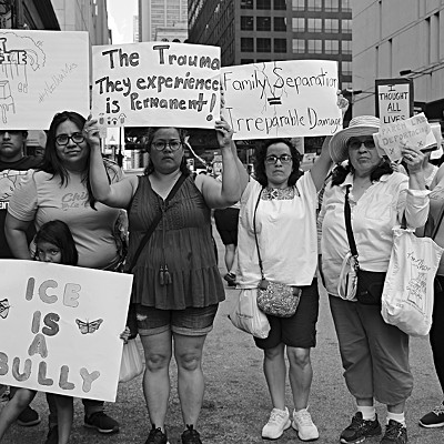 PHOTOS: Take Action to End Criminalization, Detention, and Deportations