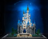 Cinderella's Disney World castle - J.B. SPECTOR / MUSEUM OF SCIENCE AND INDUSTRY