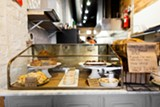 Counter offerings at Bunny, the Micro Bakery - DANIELLE SCRUGGS