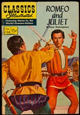Classics Illustrated: Romeo and Juliet, 1956 - COURTESY THE NEWBERRY LIBRARY
