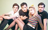 Charly Bliss, Active Bird Community, Girl K