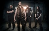 Aborted, Cryptopsy, Benighted