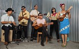 Las Cafeteras, Sonorama DJs, DJ Rebel Betty