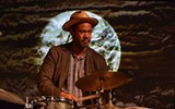 """HotHouse Meets Havana night three featuring James Sanders & Leandro López Várady, Roberto Fonseca, Ben LaMar Gay with Mike Reed and Mayda Del Valle, Orlando """"Maraca"""" Valle, hosted by Mark Ruffin"""