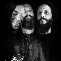 Italian psychedelic-doom sorcerers Ufomammut tease their new album with 'Temple'