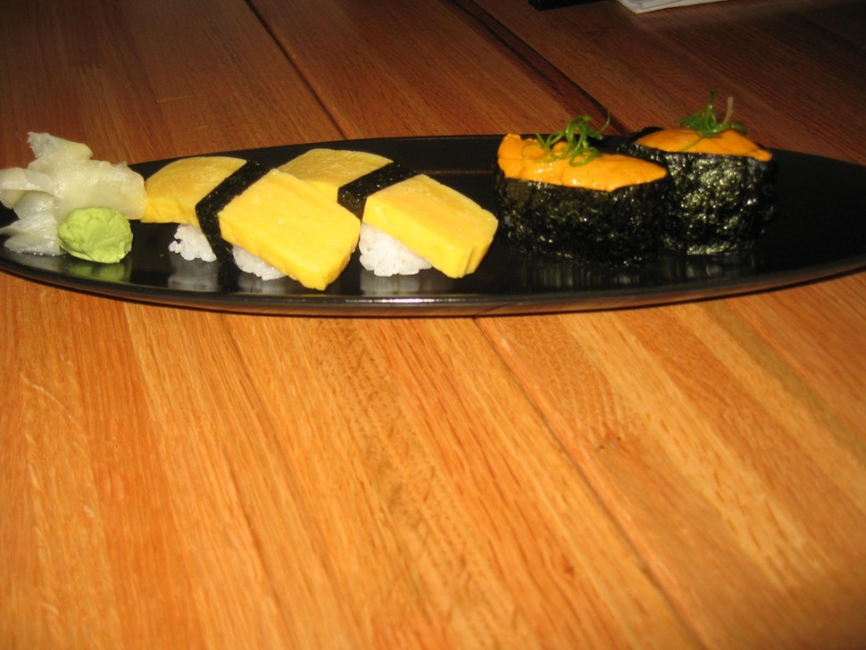 Uni and Tamago