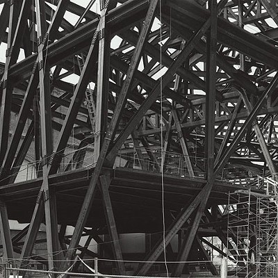 Stanley Greenberg: Architecture Under Construction