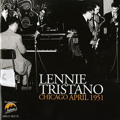Uptown Records uncovers essential early work by pianist Lennie Tristano