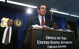 U.S. Attorney Patrick Fitzgerald - TASOS KATOPODIS/GETTY IMAGES