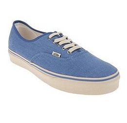 Vans Authentic Hemp shoes (duuuuude!), $55 at UrbanOutfitters.com