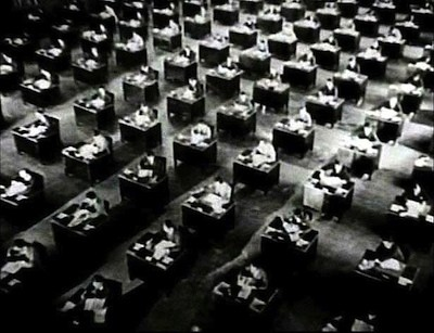 Vidors 20th century: bureaucracy beyond the infinite