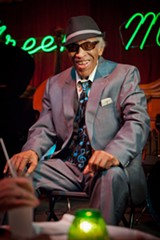 Von Freeman at the Green Mill, October 2011 - JIM NEWBERRY