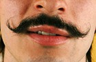 Weighing mustache and motorcycle rides