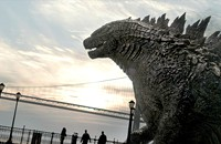 Welcome to <i>Godzilla</i> land