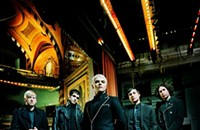 Welcome to the Black Parade . . . now get in line