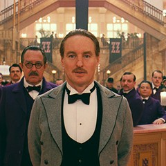 Wes Anderson checks in to The Grand Budapest Hotel