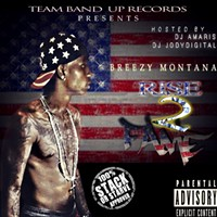West-side rapper Breezy Montana soundtracks bop on his <em>Rise 2 Fame</em> mixtape