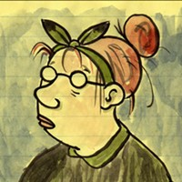 What Lynda Barry does now