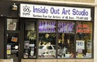 What the hell is this place? Inside Out Art Studio