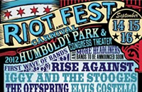 What's this again about a Riot Fest carnival in Humboldt Park?