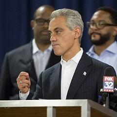 Where did Mayor Rahm find another $92 million? In the TIF slush fund, of course.