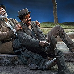 Where's the waiting in Court Theatre's Waiting for Godot?