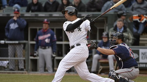 White Sox first baseman Jose Abreu