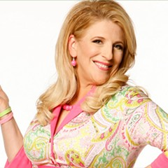 Why don't more women follow Lisa Lampanelli to the stand-up stage?