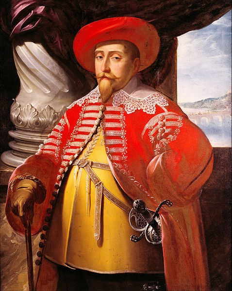 Why is today important? Because its Gustavus Adolphus Day, of course.