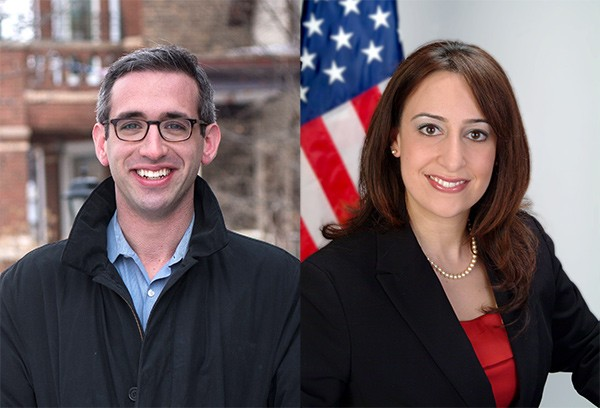 Will Guzzardi is challenging state rep Toni Berrios—for the second time—in a district that includes parts of Logan Square, Humboldt Park, Belmont Cragin, and Portage Park.