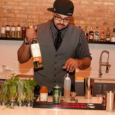Cocktail Challenge: Tim Williams of Francesca's Forno takes on pulque