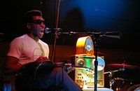 Willis Earl Beal at Tomorrow Never Knows