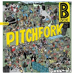 Win a VIP pass to Pitchfork! How many people can you name on our B Side cover?