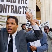 With Jesse Jackson Jr. out of the way, who's left to take on the Man?