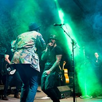 Worlds colliding: Usher fronts the Afghan Whigs at SXSW